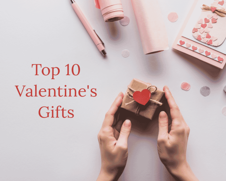 """10 Valentine's Gifts That Say, """"I Love You"""""""