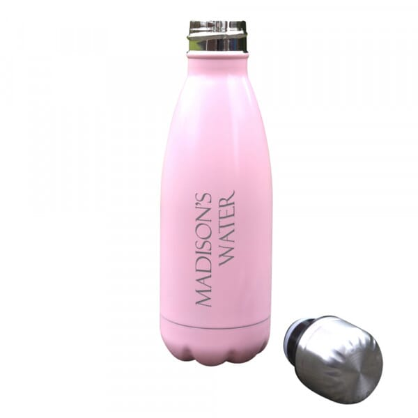 Personalised 'Your Water' Reusable Water Bottle - 350m