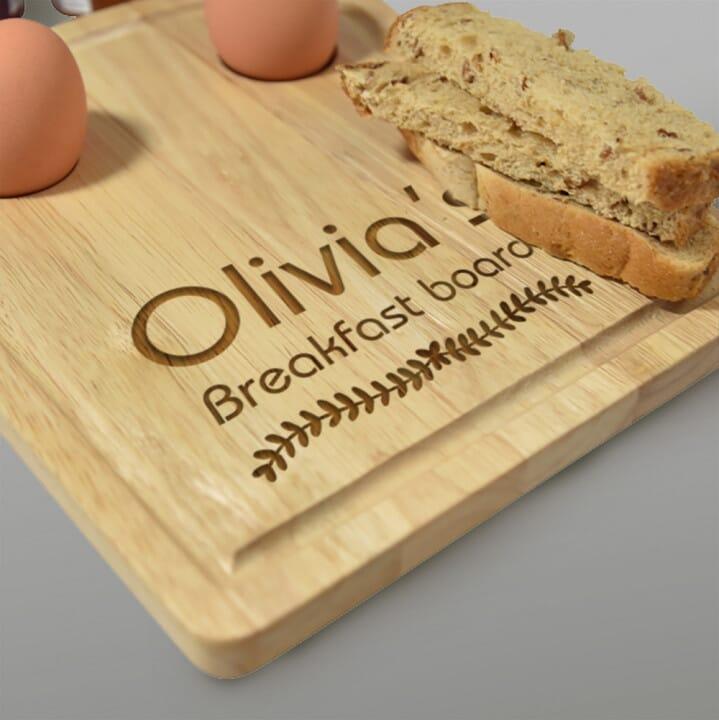 October Offer: Breakfast Boards