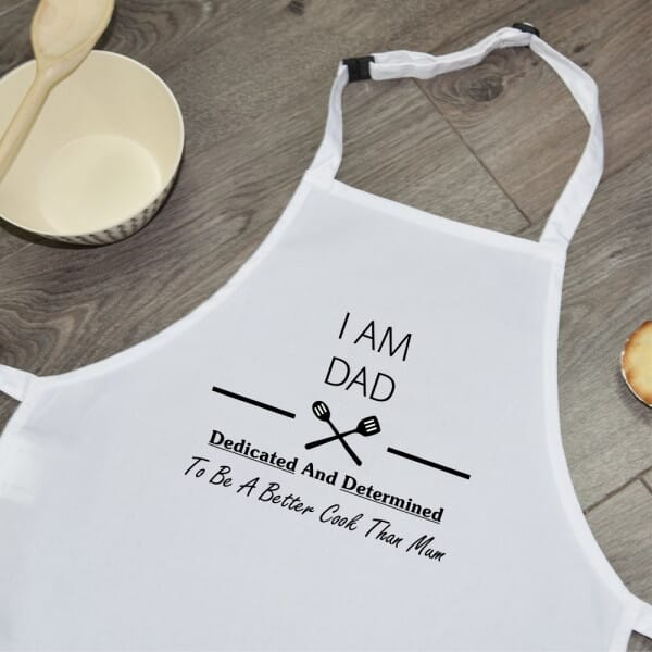 Sublimated Apron - Dad