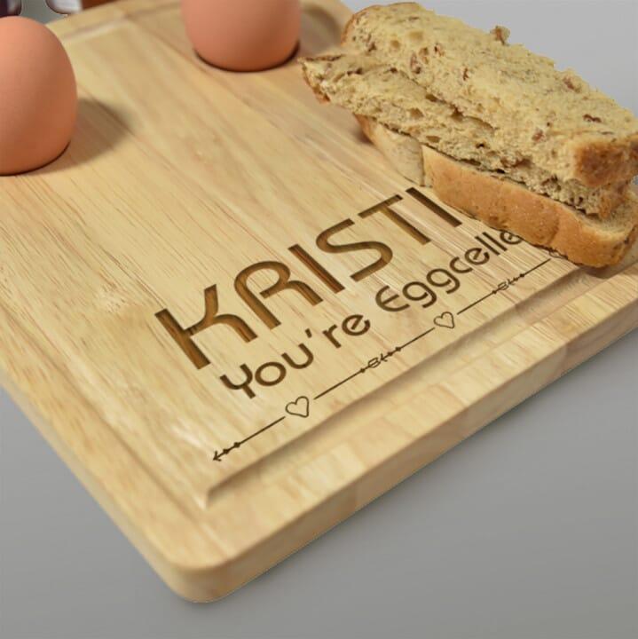 Urban Fox Gifts Breakfast Egg Board Giveaway