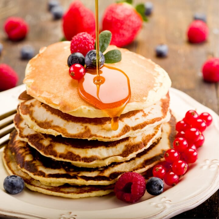 Top Tips For Making The Best Pancakes