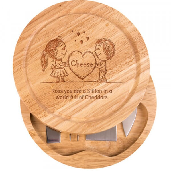 Personalised Cheese Board - You are a Stilton